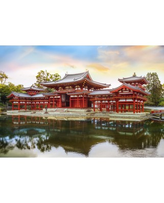 Puzzle Grafika Kids - Byodo-In Temple in Kyoto, Japan, 12 piese XXL (53088)