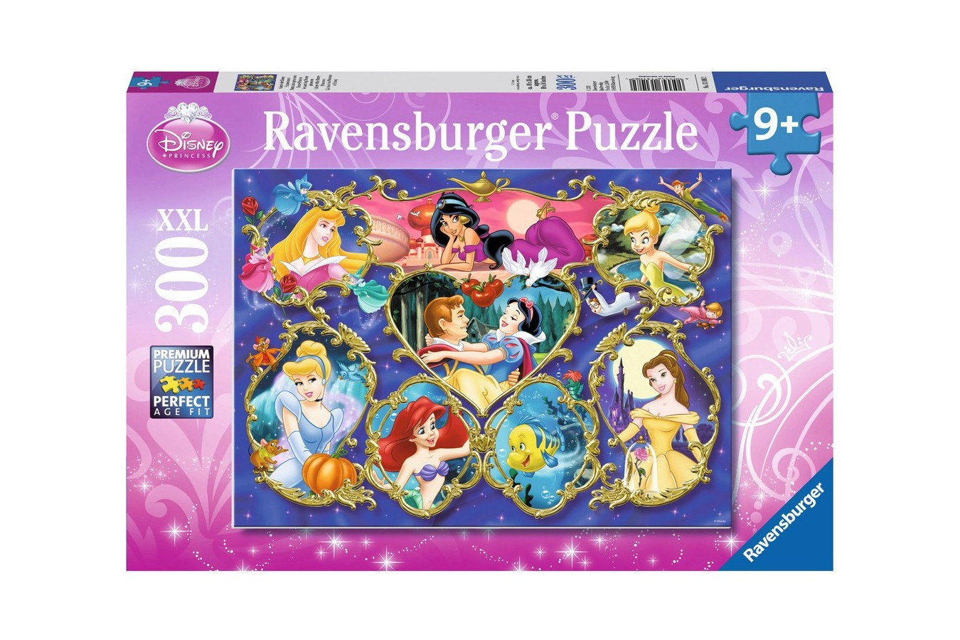 Puzzle Ravensburger - Printesele Disney, 300 piese (13108)