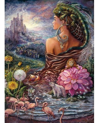 Puzzle Grafika Kids - Josephine Wall: The Untold Story, 300 piese (59252)