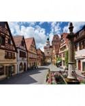 Puzzle Ravensburger - Rothenburg, 500 piese (13607)