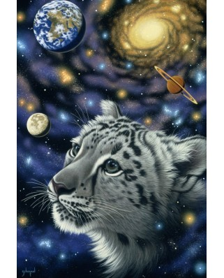 Puzzle Grafika Kids - Schim Schimmel: One with the Universe, 12 piese XXL (59737)
