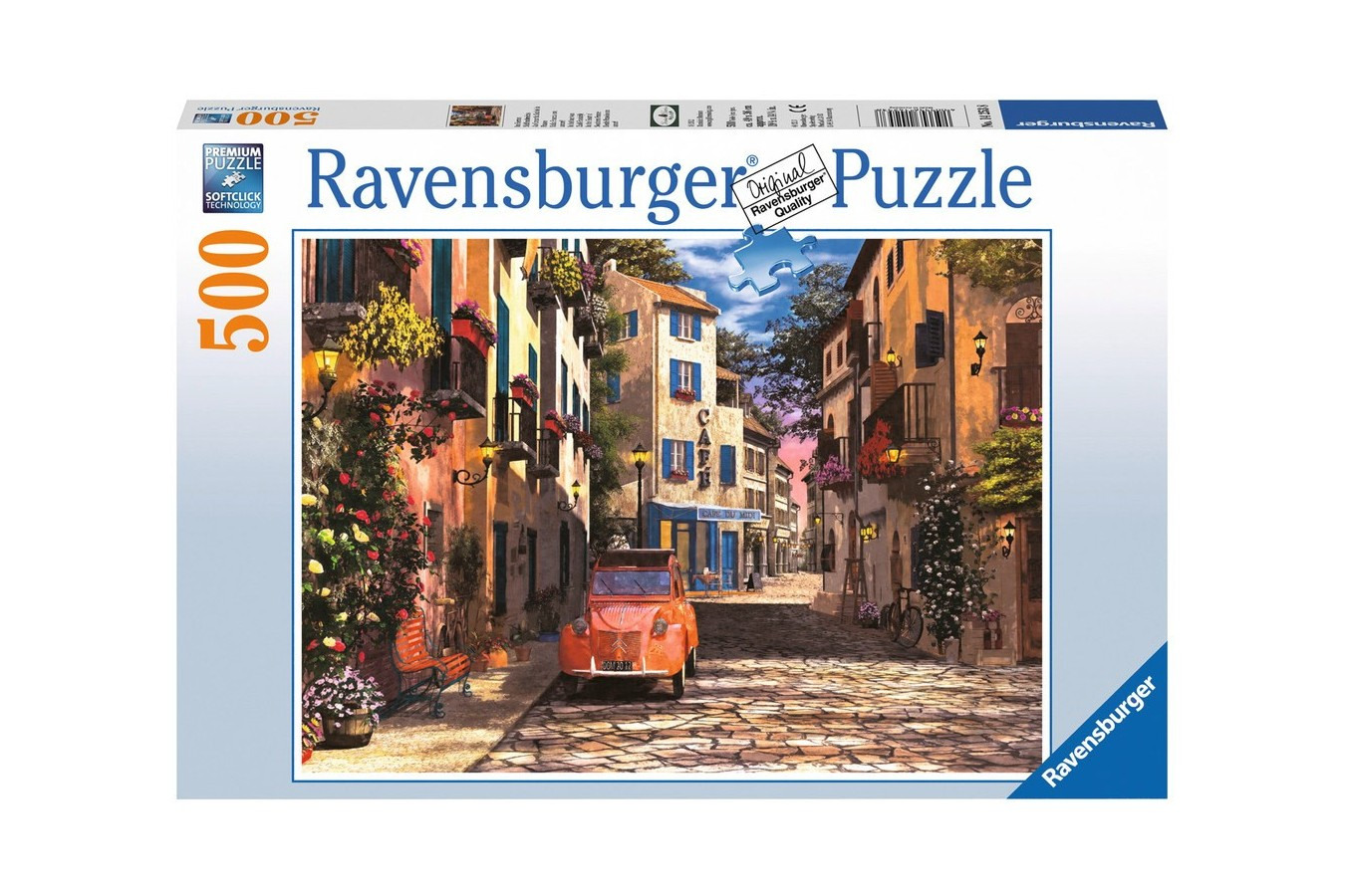 Puzzle Ravensburger - Sudul Frantei, 500 piese (14253)