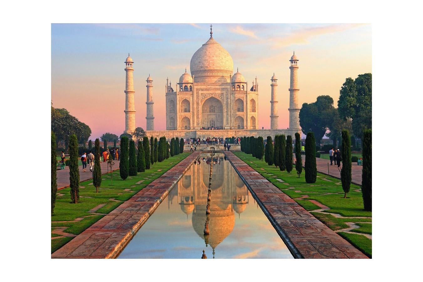 Puzzle Ravensburger - Taj Mahal, 500 piese (14534)
