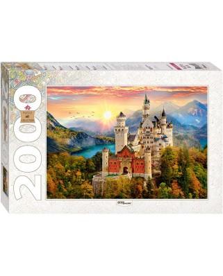 Puzzle Step - Neuschwanstein, Germany, 2.000 piese (60365)