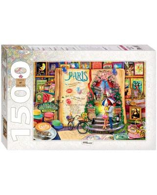 Puzzle Step - Paris, 1.500 piese (60349)