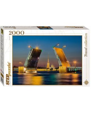Puzzle Step - St. Petersburg, 2.000 piese (60360)