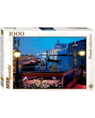 Puzzle Step - Venice, 1.000 piese (60289)