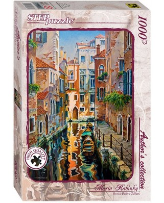 Puzzle Step - Venice, 1.000 piese (60328)