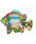 Puzzle contur SunsOut - Lori Schory: Beachfront, 1.000 piese (64403)