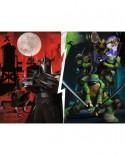Puzzle Ravensburger - Testoasele Ninja Vs Shredder, 100 piese (10891)