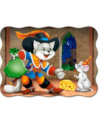 Puzzle Castorland - Cat In Boots, 30 piese (3730)