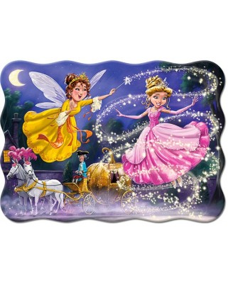 Puzzle Castorland - Cinderella, 30 piese (3747)