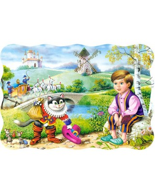 Puzzle Castorland - The Puss In Boots, 30 piese (3334)
