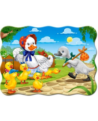 Puzzle Castorland - The Ugly Duckling, 30 piese (3723)