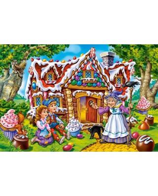 Puzzle Castorland - Hansel And Gretel, 40 piese XXL (40285)