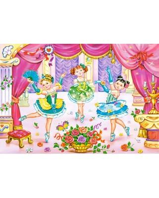 Puzzle Castorland - The Little Ballerinas, 60 piese (6687)
