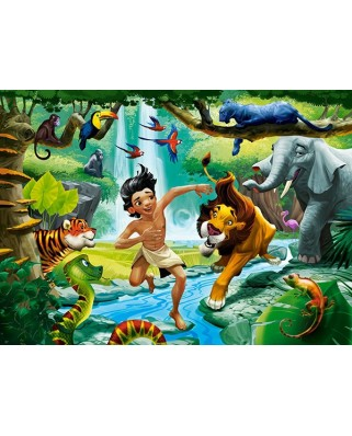 Puzzle Castorland - Jungle Book, 100 piese (111022)