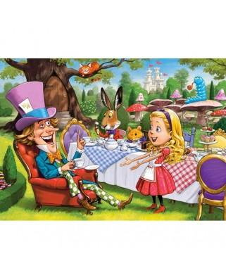 Puzzle Castorland - Alice In Wonderland, 120 piese (13456)