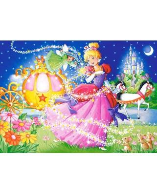 Puzzle Castorland - Cinderella, 120 piese (13395)