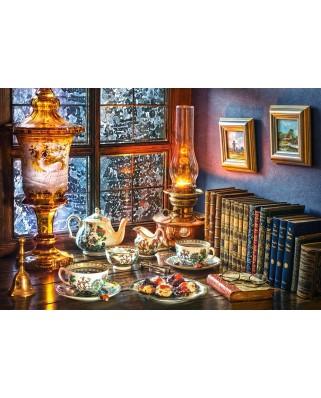 Puzzle Castorland - Afrernoon Tea, 1000 piese (104116)