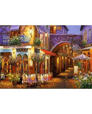 Puzzle Castorland - Evening In Provence, 1000 piese (104123)