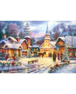 Puzzle Castorland - Faith Runs Deep, 1500 piese (151646)