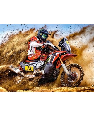 Puzzle Castorland - Dirt Bike Power, 300 piese (030354)