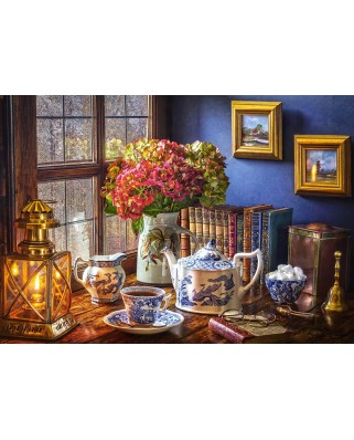 Puzzle Castorland - Tea Time, 500 piese (53070)
