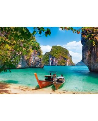 Puzzle Castorland - Ko Phi Phi, Thailand, 1.000 piese (104154)