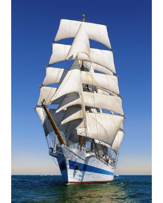 Puzzle Castorland - Under Full Sail, 1.000 piese (104239)