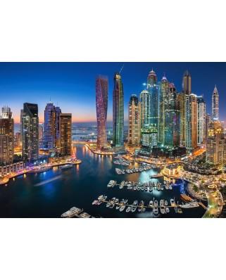 Puzzle Castorland - Skyscrapers of Dubai, 1500 piese (151813)