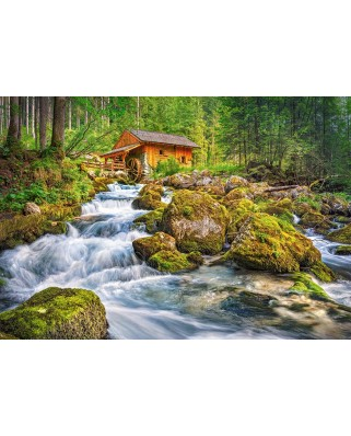 Puzzle Castorland - Watermill, 1500 piese (151783)