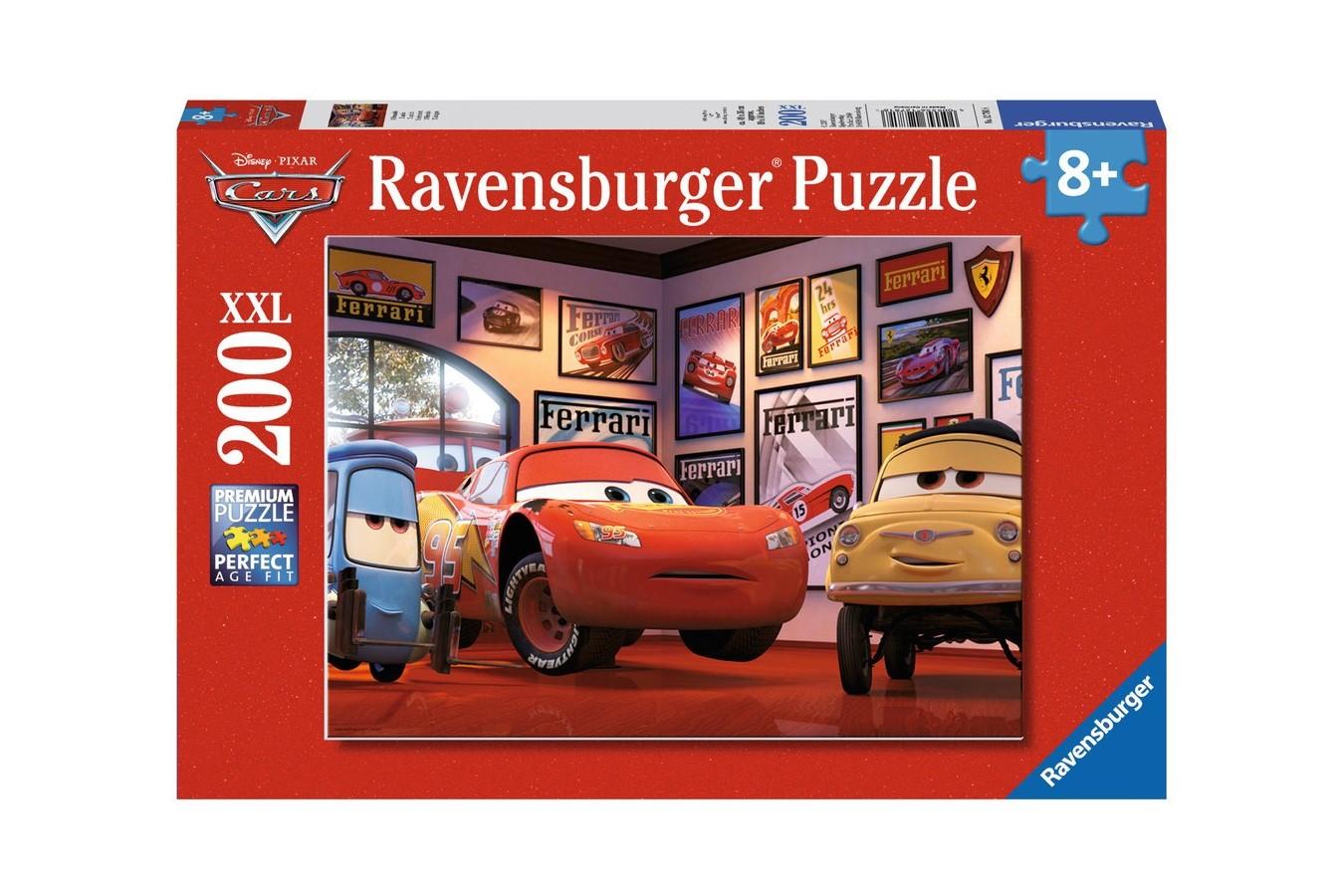 Puzzle Ravensburger - Trei Prieteni, 200 piese (12781)