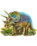 Puzzle glob Ravensburger - Triceratops, 72 piese (05583)