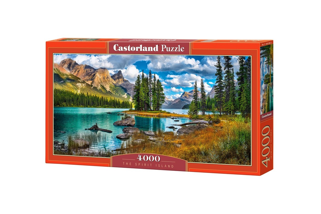 Puzzle Castorland - The Spirit Island, 4000 piese (400188)