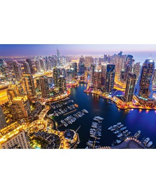 Puzzle Castorland - Dubai at Night, 1000 piese