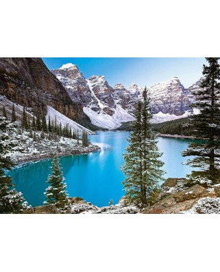 Puzzle Castorland - Jewel of the Rockies, 1000 piese