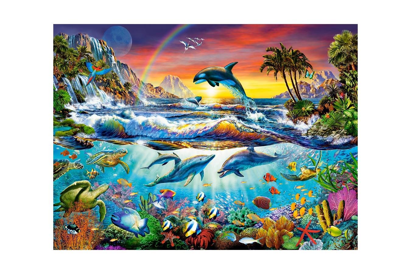 Puzzle Castorland - Paradise Cove, 3000 piese