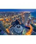 Puzzle Castorland - Towering Dreams Dubai, 3000 piese