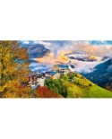 Puzzle Castorland - Colle Santa Lucia Italy, 4000 piese