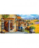 Puzzle Castorland - Colors of Tuscany, 4000 piese