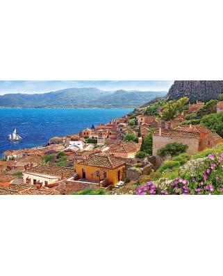 Puzzle Castorland - Monemvasia Greece, 4000 piese