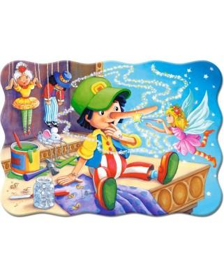 Puzzle Castorland - Pinocchio, 30 Piese
