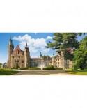 Puzzle Castorland - Moszna Castle Poland, 4000 Piese