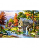 Puzzle Castorland - Old Sutters Mill, 500 piese