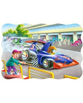 Puzzle Castorland - Speed Masters, 30 piese