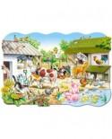 Puzzle Castorland - Farm, 20 piese MAXI