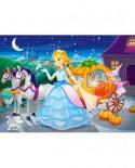 Puzzle Castorland - Cinderella, 60 piese