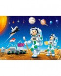 Puzzle Castorland - On another planet, 60 piese