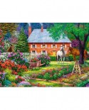 Puzzle Castorland - The Sweet Garden, 300 piese